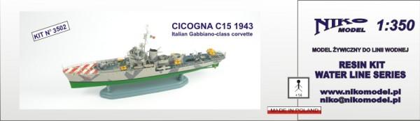 CICOGNA C15 1943