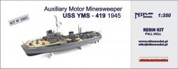 USS YMS - 419  1945