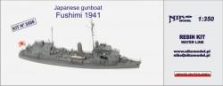 Japanese gunboat Fushimi 1941