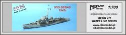USS BEBAS 1943