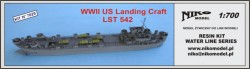 US Landing Craft LST 542