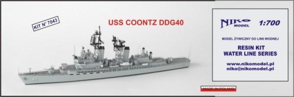 USS COONTZ DDG40