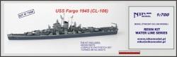 USS FARGO 1945 (CL-106)
