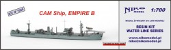 CAM Ship, EMIRE B with Hurricane