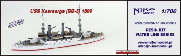 USS Kearsarge (BB-5)