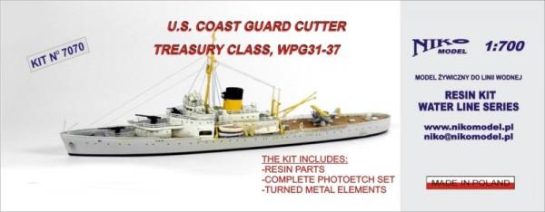 U.S. COAST GUARD CUTTER