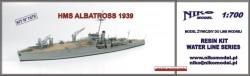 HMS Albatross 1939