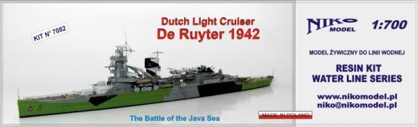 De RUYTER 1942
