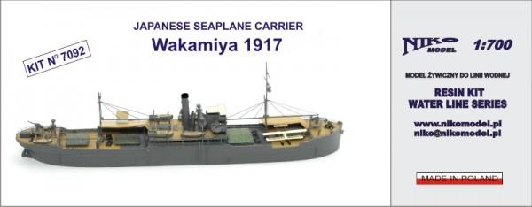 WAKAMIYA MARU 1917
