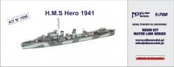 H.M.S Hero 1941