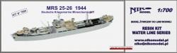 MRS 25-26  1944  Deutsche Kriegsmarine Minenräumschiff