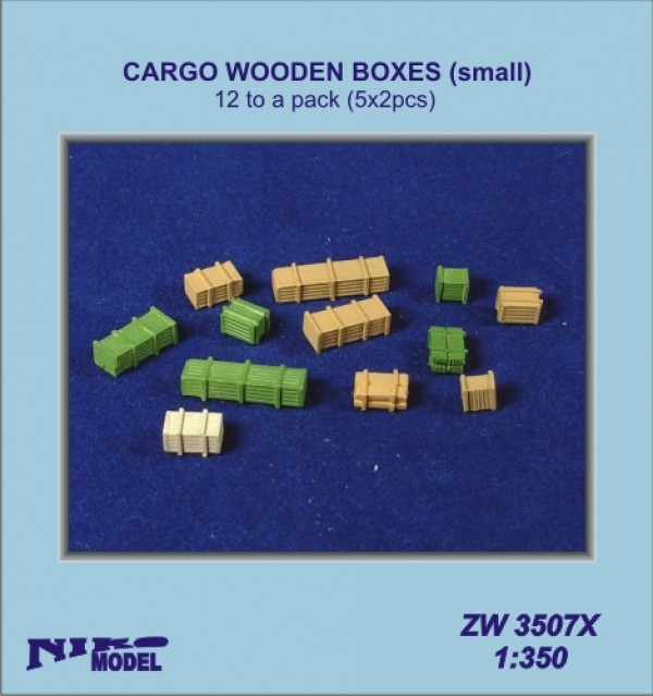 CARGO WOODEN BOXES (small)