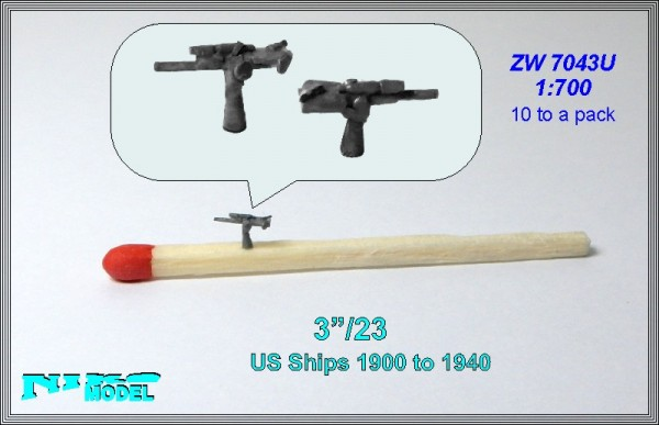 """3""""/23 - US Ships 1900 to 1940"""